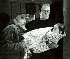 "Bela Lugosi as Ygor in ""Son of Frankenstein"""