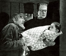 "Bela Lugosi as Ygor in ""Son of Frankenstein"""