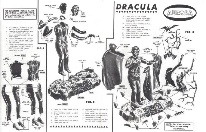 dracula-instructions