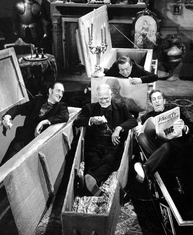 karloff party