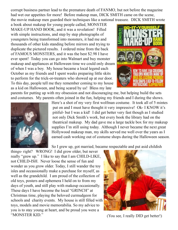 Monster kid article Page 3
