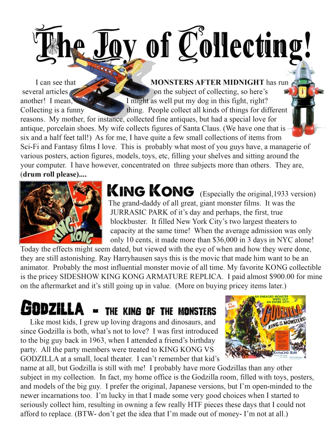Collectining Stuff page 1