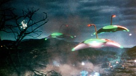 The War of the Worlds (1953) Directed by Byron Haskin Shown: Martian space ships